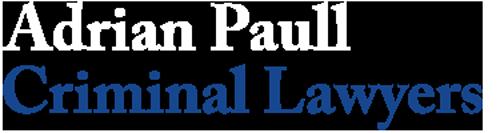 Adrian Paull Criminal Law